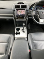 2013 Toyota Camry AVV50R Hybrid HL Pearl White Continuous Variable Sedan
