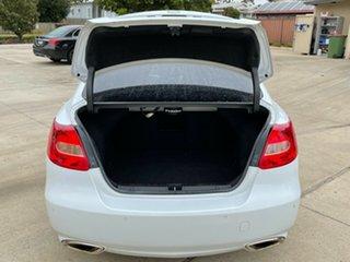 2010 Suzuki Kizashi FR XLS White 6 Speed Constant Variable Sedan