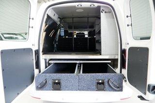 2017 Volkswagen Caddy 2KN MY17.5 TSI220 Crewvan Maxi DSG White 7 Speed Sports Automatic Dual Clutch