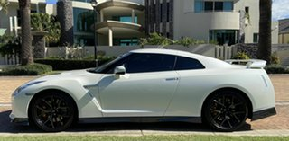 2016 Nissan GT-R R35 MY17 Premium White 6 Speed Auto Dual Clutch Coupe.