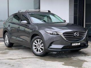 2016 Mazda CX-9 TC Touring SKYACTIV-Drive Grey 6 Speed Sports Automatic Wagon.