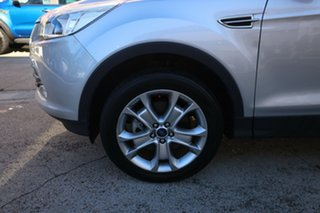 2015 Ford Kuga TF MK 2 Trend (AWD) Silver 6 Speed Automatic Wagon.