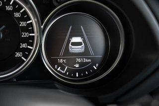 2020 Mazda CX-5 KF2W7A Maxx SKYACTIV-Drive FWD Sport Blue 6 Speed Sports Automatic Wagon