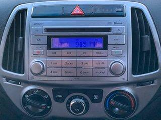 2015 Hyundai i20 PB Active Grey Automatic Hatchback