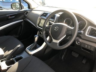2021 Suzuki S-Cross JY Turbo Grey 6 Speed Sports Automatic Hatchback