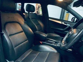 2012 Audi A3 8P MY13 Ambition Sportback S Tronic Quattro Black 6 Speed Sports Automatic Dual Clutch.