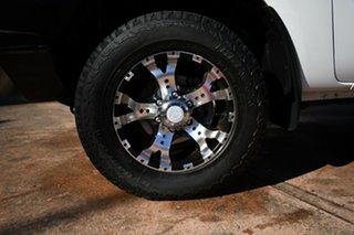 2012 Mazda BT-50 XTR Hi-Rider (4x2) White 6 Speed Automatic Dual Cab Utility.