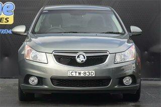 2014 Holden Cruze JH Series II MY14 Equipe Grey 6 Speed Sports Automatic Sedan.