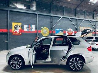 2012 BMW X5 E70 MY12.5 xDrive30d Steptronic Silver 8 Speed Sports Automatic Wagon