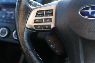 2014 Subaru XV MY14 2.0I Grey Continuous Variable Wagon