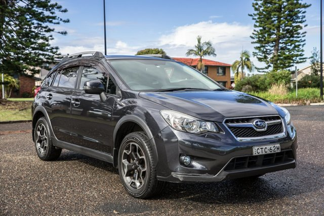 Used Subaru XV G4X MY14 2.0i-L Lineartronic AWD Port Macquarie, 2014 Subaru XV G4X MY14 2.0i-L Lineartronic AWD Grey 6 Speed Constant Variable Wagon