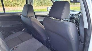 2015 Suzuki Swift FZ MY14 GL Navigator Pearl White 4 Speed Automatic Hatchback