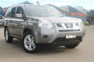 2013 Nissan X-Trail T31 Series 5 ST (FWD) Continuous Variable Wagon.