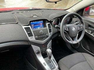 2013 Holden Cruze JH MY13 CD Equipe Red 6 Speed Automatic Sedan.