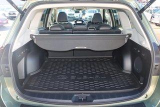 2021 Subaru Forester S5 MY21 2.5i-S CVT AWD Jasper Green Metallic 7 Speed Constant Variable Wagon