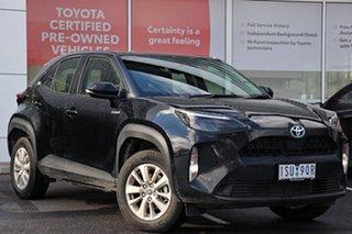 2020 Toyota Yaris Cross MXPJ15R GX AWD Ink 1 Speed Constant Variable Wagon Hybrid.