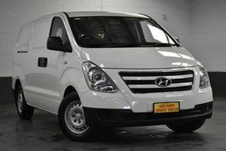 2017 Hyundai iLOAD TQ3-V Series II MY17 White 5 Speed Automatic Van.