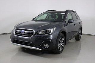 2019 Subaru Outback MY19 2.5I Premium AWD Platinum Grey Continuous Variable Wagon.