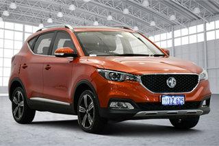 2018 MG ZS AZS1 Essence 2WD Electro Orange 6 Speed Automatic Wagon.