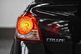 2016 Holden Cruze JH Series II MY16 Equipe Black 5 Speed Manual Hatchback