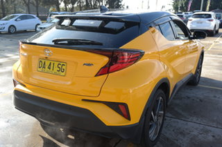 2020 Toyota C-HR NGX10R Koba S-CVT 2WD Yellow 7 Speed Constant Variable Wagon