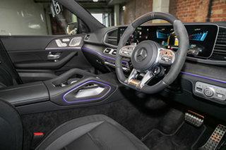 2020 Mercedes-Benz GLS-Class X167 800+050MY GLS63 AMG SPEEDSHIFT TCT 4MATIC+ Cavansite Blue 9 Speed.