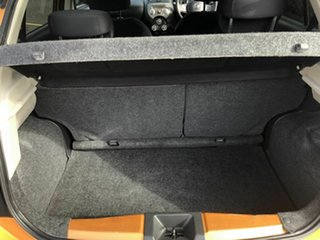 2012 Nissan Micra K13 ST-L Orange 4 Speed Automatic Hatchback