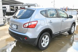 2011 Nissan Dualis J10 Series II MY2010 ST Hatch X-tronic Grey 6 Speed Constant Variable Hatchback
