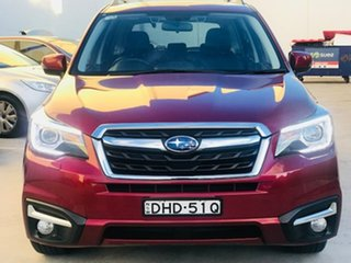 2016 Subaru Forester S4 MY16 2.5i-S CVT AWD Red 6 Speed Constant Variable Wagon