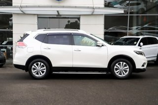 2015 Nissan X-Trail T32 ST-L X-tronic 2WD White 7 Speed Constant Variable Wagon.