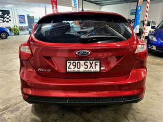 2013 Ford Focus LW MkII Ambiente PwrShift Metallic Red 6 Speed Sports Automatic Dual Clutch