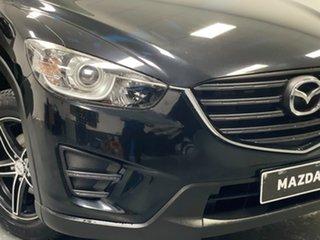 2015 Mazda CX-5 KE1072 Maxx SKYACTIV-Drive Black 6 Speed Sports Automatic Wagon.