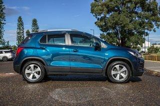 2019 Holden Trax TJ MY20 LS Blue 6 Speed Automatic Wagon