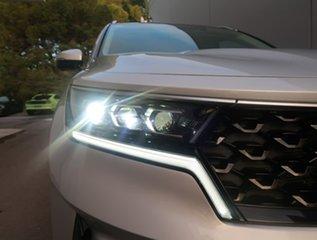 2020 Kia Sorento MQ4 MY21 GT-Line AWD Silver 8 Speed Sports Automatic Dual Clutch Wagon.