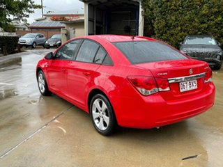 2013 Holden Cruze JH MY13 CD Equipe Red 6 Speed Automatic Sedan
