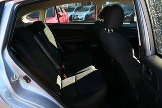 2013 Subaru XV MY13 2.0I Silver Continuous Variable Wagon