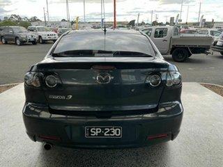 2006 Mazda 3 BK MY06 Upgrade SP23 Grey 5 Speed Auto Activematic Sedan