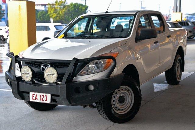 Used Mazda BT-50 UP0YF1 XT Hendra, 2013 Mazda BT-50 UP0YF1 XT White 6 Speed Sports Automatic Utility