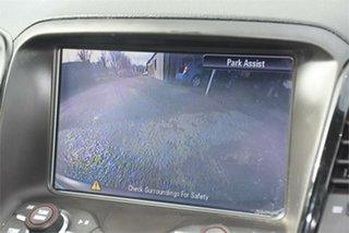 2013 Holden Commodore VF MY14 SV6 Orange 6 Speed Manual Sedan