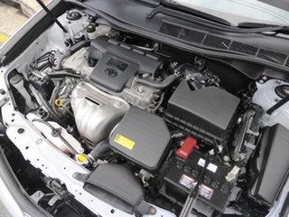 2012 Toyota Camry ASV50R Altise Adventurine Silver 6 Speed Automatic Sedan