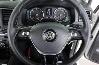 2017 Volkswagen Amarok 2H MY17 V6 TDI 550 Highline White 8 Speed Automatic Dual Cab Utility