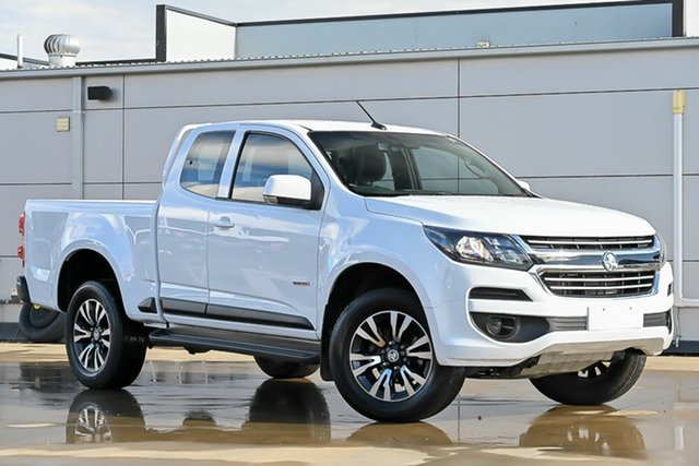 Used Holden Colorado RG MY18 LS Pickup Crew Cab 4x2 Pakenham, 2018 Holden Colorado RG MY18 LS Pickup Crew Cab 4x2 White 6 Speed Sports Automatic Utility
