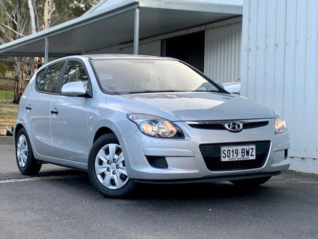 Used Hyundai i30 FD MY11 SX Clare, 2011 Hyundai i30 FD MY11 SX Silver 4 Speed Automatic Hatchback