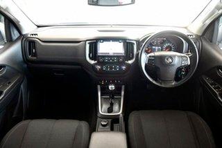 2016 Holden Colorado RG MY17 LTZ Pickup Crew Cab Blue 6 Speed Sports Automatic Utility.