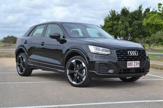 2020 Audi Q2 GA MY20 35 TFSI S Tronic Edition #2 Black 7 Speed Sports Automatic Dual Clutch Wagon.