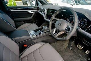 2021 Volkswagen Touareg CR MY21 210TDI Tiptronic 4MOTION R-Line Grey 8 Speed Sports Automatic Wagon