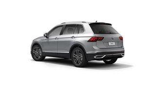 2021 Volkswagen Tiguan 5N 162TSI Elegance Reflex Silver 7 Speed Semi Auto SUV.