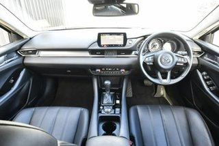 2019 Mazda 6 GL1033 Touring SKYACTIV-Drive White 6 Speed Sports Automatic Sedan.