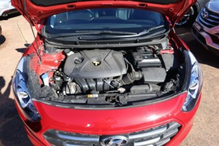 2016 Hyundai i30 GD4 Series 2 Active X Red 6 Speed Automatic Hatchback