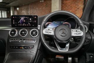 2020 Mercedes-Benz GLC-Class X253 800+050MY GLC300 9G-Tronic 4MATIC Designo Hyacinth Red Metallic